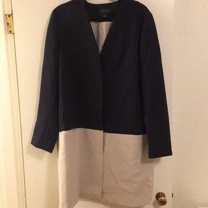 Ann Taylor overcoat